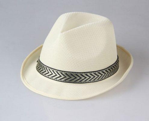 fedora straw hats