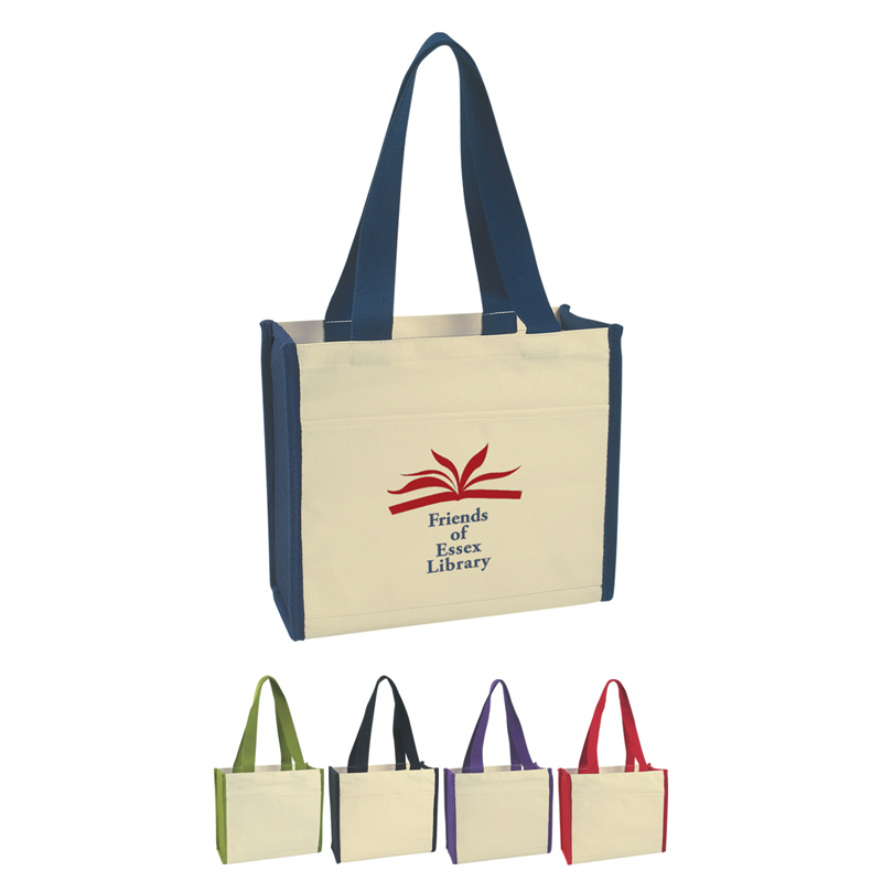 5 - Promotional Heavy Cotton Canvas Tote Bag.jpg