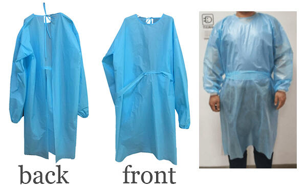 Personal Protective Equipment in relation to COVID-19